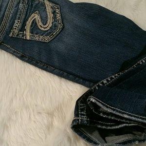 Silver Jeans Pants - Size 29 Tuesday Low Capri Silver Jeans